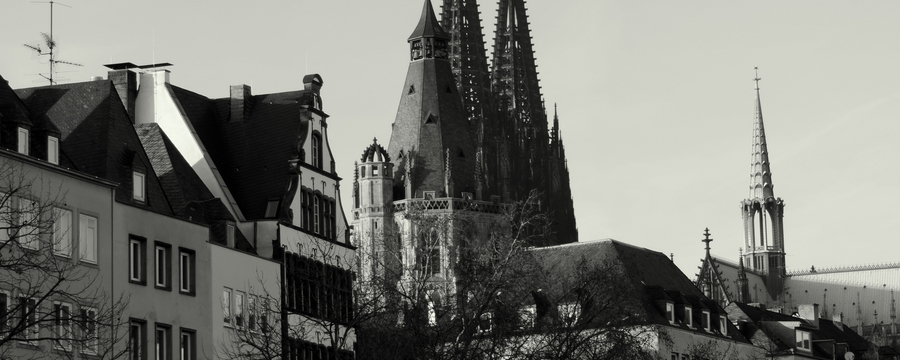 057 Koln Cathedral City